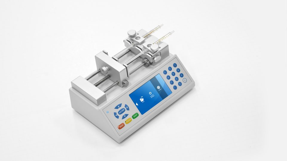 Fusion 200 Two-Channel Syringe Pump